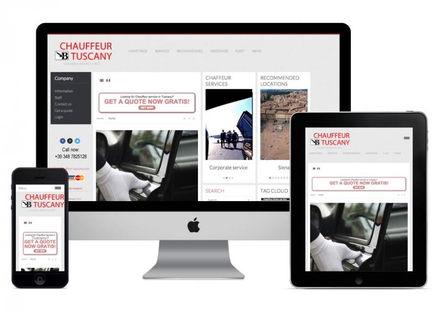 Cauffeur Tuscany - Baracci NCC